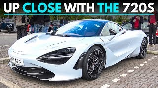 Today, I get up close & personal with the brand new McLaren 720S at this months Tartan Tarmac car meet! Please leave a like & subscribe if your new. Thanks guys :)Thank you to my Pateron's. Donate here: https://www.patreon.com/EKDrifter458Follow me on Twitter: https://twitter.com/EKDrifter458Like my Facebook page: https://www.facebook.com/EKDrifter458Join my Facebook fan group: https://www.facebook.com/groups/112905172241363/Follow me on Instagram: https://www.instagram.com/ekdrifter458official/Follow me on Car Throttle: https://www.carthrottle.com/user/ekdrifter458/Become a member of my tribe on Drivetribe: https://drivetribe.com/u/OiyeAW7ySXyaUxi_Dtk5nACheck out GT Omega Racing for amazing gaming chairs: Use code EKD458 to get 5% of stuff at GT Omega Racing (links below) UK/EU: http://www.gtomegaracing.com/?tracking=57bb3a2c4e63dUSA: http://usa.gtomegaracing.com/?tracking=57bb3a2c4e63dCA: http://ca.gtomegaracing.com/?tracking=57bb3a2c4e63dThank you very much for watching!