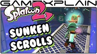 Need help finding all the Sunken Scrolls in Splatoon 2? We show where to find each and every one! ---------------------------------Follow GameXplain!---------------------------------➤ PATREON:  https://www.patreon.com/GameXplain➤ FACEBOOK:: http://www.facebook.com/gamexplain➤ TWITTER: http://twitter.com/GameXplain➤ INSTAGRAM: https://www.instagram.com/gamexplain_official➤ GOOGLE+: https://plus.google.com/108004348435696627453⮞ Support us by shopping @ Play-Asia- http://www.play-asia.com/?tagid=1351441 & @ AMAZON- http://geni.us/wq8 ⮜