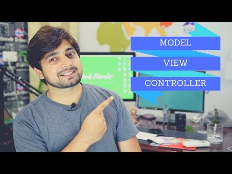 What is Model View Controller AKA MVC 🖥