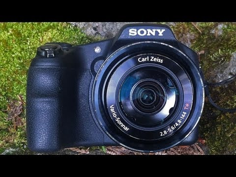 Sony Cyber-shot DSC-HX200V Review