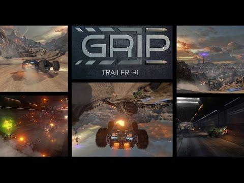 GRIP: Combat Racing #1
