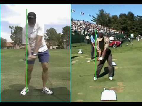 Golf Lessons For Tall People