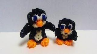 Tučňák z gumiček