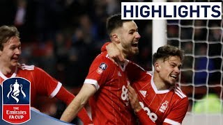 Nonton Nottingham Forest 4 2 Arsenal Official Highlights   Emirates Fa Cup 2017 18 Film Subtitle Indonesia Streaming Movie Download