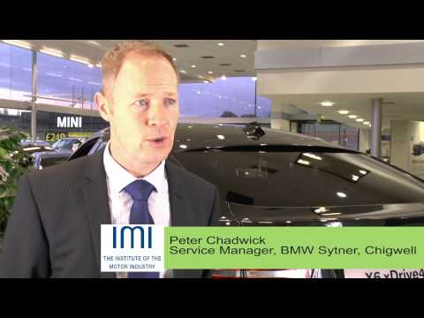 The return for investing in management and leadership for Institute of the motor industry