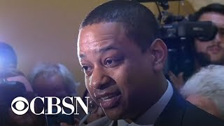 Virginia Lt. Gov. Justin Fairfax denies sexual assault allegation