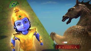Video Little Krishna Tamil - Episode 8 - Challenge of The Brute MP3, 3GP, MP4, WEBM, AVI, FLV Januari 2019