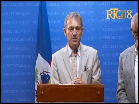Haïti.- Les actions posées par l'Union Européenne pendant le passage de l'ouragan Matthew.