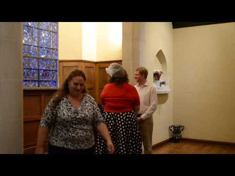 Cassie and Shawn Nix's Wedding (видео)