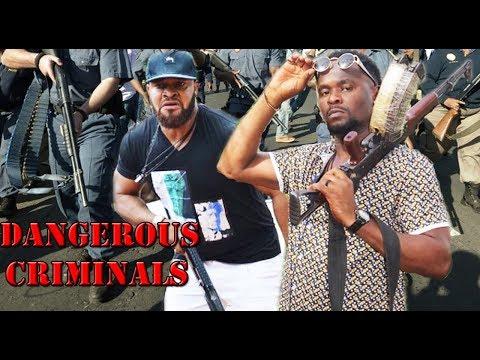 Dangerous Criminals Season 2 (New Movie) - Zubby Micheal|2019 Latest Nigerian Nollywood Movie