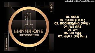 Video [FULL ALBUM] Wanna One (워너원) – 0+1=1 (I PROMISE YOU) MP3, 3GP, MP4, WEBM, AVI, FLV Juni 2018