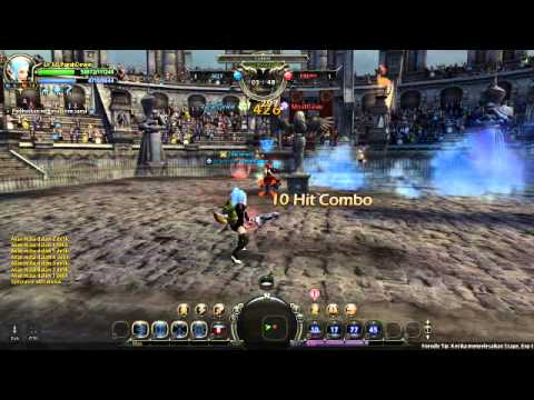 Dragon Nest INA - Sniper Ladder PvP - Multiple matches