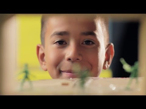 arcade - A 9 year old boy who built an elaborate cardboard arcade in his dad's auto parts store is about to have the best day of his life, and inspire the world. http...