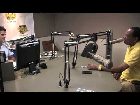 Michael Garfield Interviews Actor/Comedian John Witherspoon part 2
