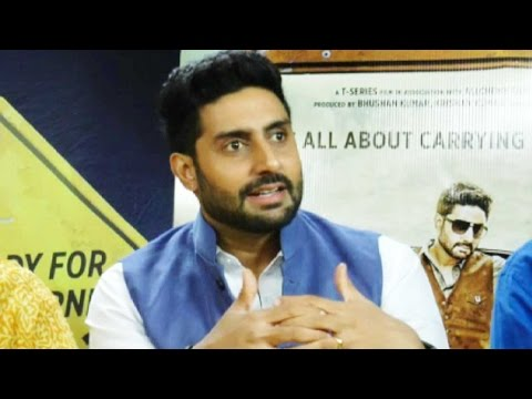 Here's Why Abhishek Bachchan Wants Viewers To Get