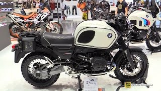 8. 2014 BMW R1200R with Xrambler Kit by Unit Garage - Walkaround - 2014 EICMA Milan Motorcycle Show