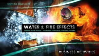 HB-Laser Business Activities