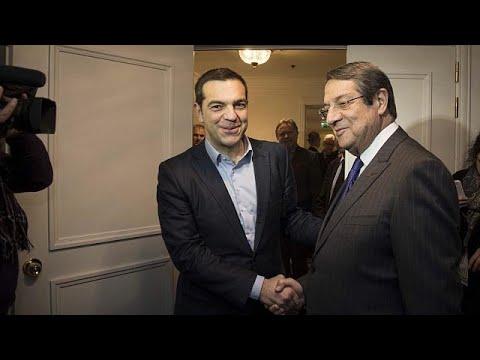 Αναστασιάδης και Τσίπρας ενημερώνουν Ευρωπαίους ηγέτες για τις τουρκικές προκλήσεις…
