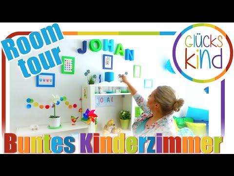 Unser Kinderzimmer (2 Jahre) ❤️ #Roomtour ❤️ Das Glückskind