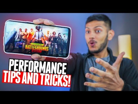 5 PERFORMANCE TRICKS THAT YOU MUST TRY + PLAY PUB G SMOOTHLY!