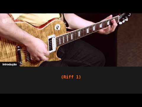 Du Hast - Rammstein Electric Guitar Cover Instrumental