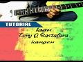 Belajar intro lagu Tony Q rastafara - Kangen