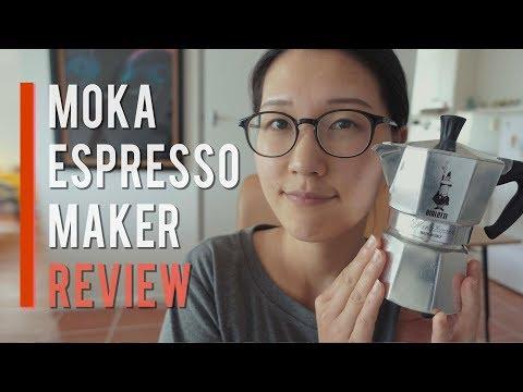 Bialetti Moka Express - A Cinematic Review