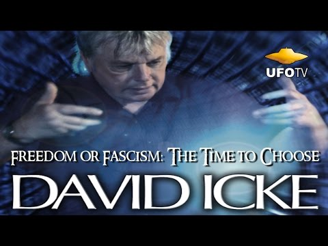 UFOTV® Presents - FREEDOM OR FASCISM: Time To Choose (HD) 7-HOUR Feature - DAVID ICKE LIVE