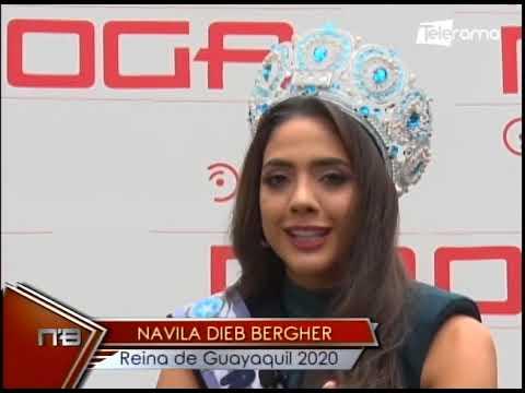 Reina de Guayaquil 2020 Carismática, Solidaria y Pro Animal