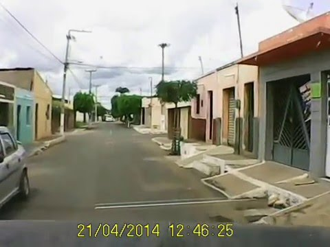 Viagem de Triunfo-PB para São Paulo ( BR 116 Jati-CE ) Parte 04