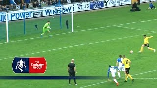 Chesham United Kingdom  City pictures : Bristol Rovers 0-1 Chesham United - Emirates FA Cup 2015/16 (R1) | Goals & Highlights