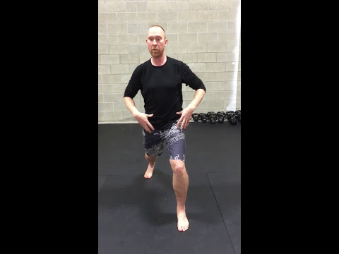 StrongHearts Mobility and Correctives Series: The Lunge Matrix