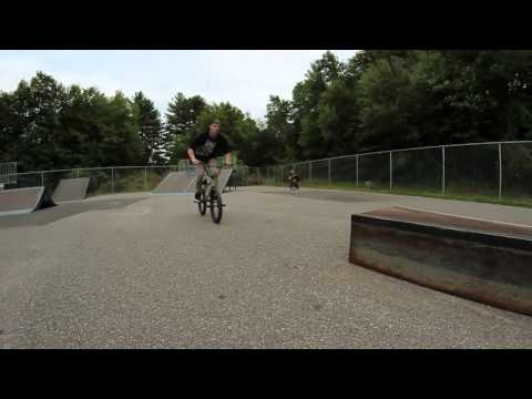 Stevie Churchill, Corey Godfrey & Ryan Shores - Winsted Skatepark Edit