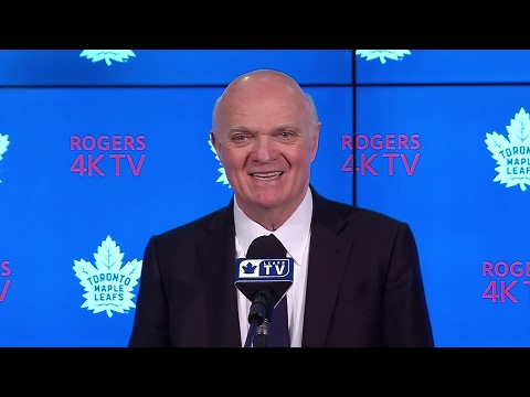 Video: Why Lou feels so invigorated by these young Maple Leafs