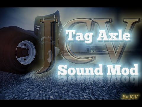 Tag Axle Sound