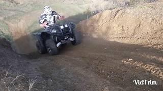 6. Yamaha Grizzly 700 fun
