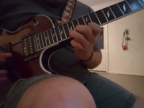Cover Cum on feel the noize solo.