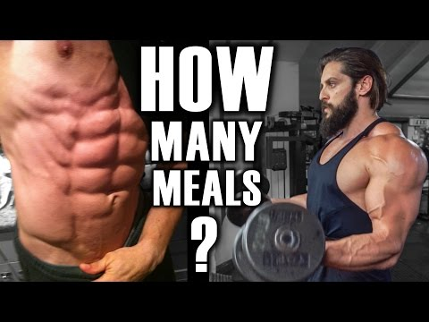 SIMPLE TRUTH - HOW MANY MEALS A DAY DO YOU NEED FOR MUSCLE GAIN & FAT LOSS | Lex Fitness