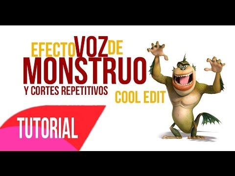 Tutorial Efecto voz de monstruo y cortes repetitivos