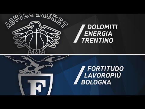 Serie A 2020-21: Trento-Fortitudo Bologna, gli highlights