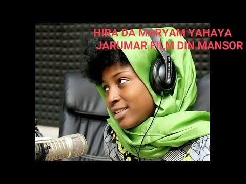 HIRA DA MARYAM YAHAYA JARUMAR FILM DIN MANSOOR (Hausa Songs / Hausa Films)