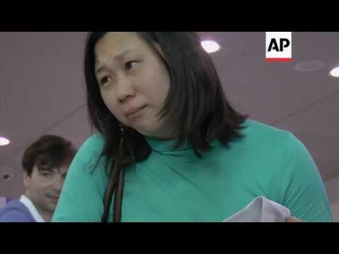 Incheon Flughafen: Roboter im Einsatz