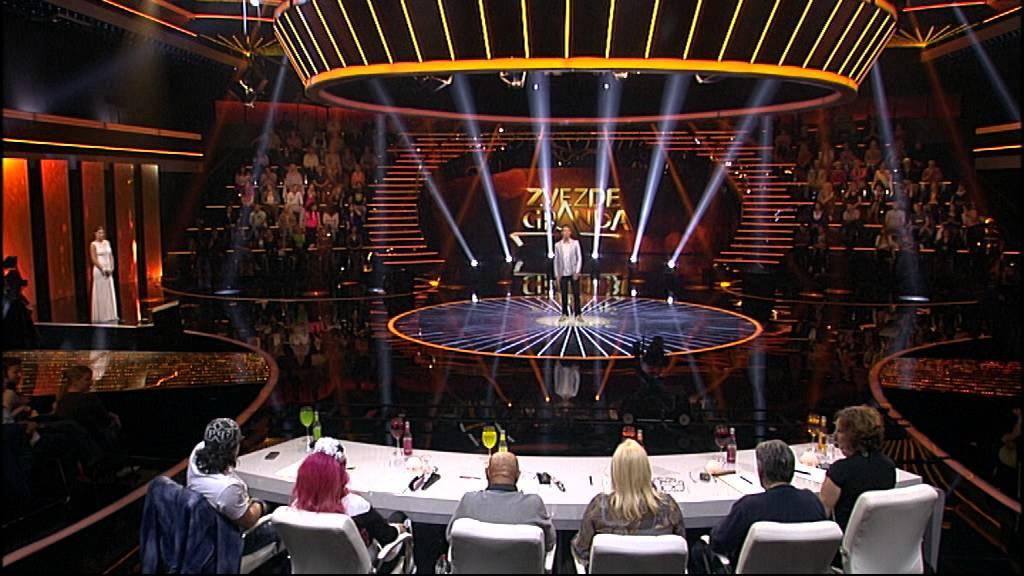 Uros Zivkovic – Nema nista majko od tvoga veselja – Zvezde granda 2014-2015 (muška grupa – 25. oktobar) – šesta emisija