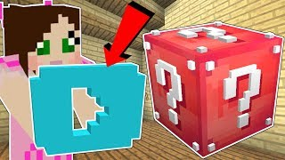 Minecraft: YOUTUBE LUCKY BLOCK!!! (YOUTUBERS, PLAY BUTTON, & MORE!) Mod Showcase