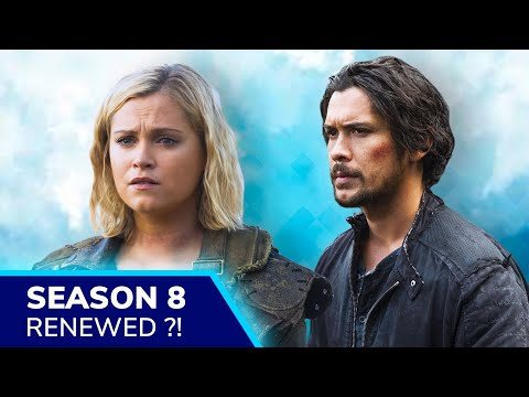 THE 100 Season 8 is NOT happening, but NEW Spinoff with Adain Bradley and Leo Howard confirmed