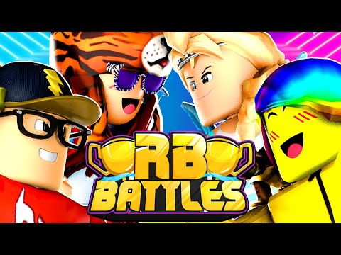 THE FINAL FOUR FINALE - RB Battles Championship for 1 Million Robux! (Roblox Epic Minigames)