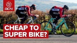 Video Did We Turn A Cheap Bike Into A Super Bike? | GCN's eBay Challenge MP3, 3GP, MP4, WEBM, AVI, FLV Juni 2019