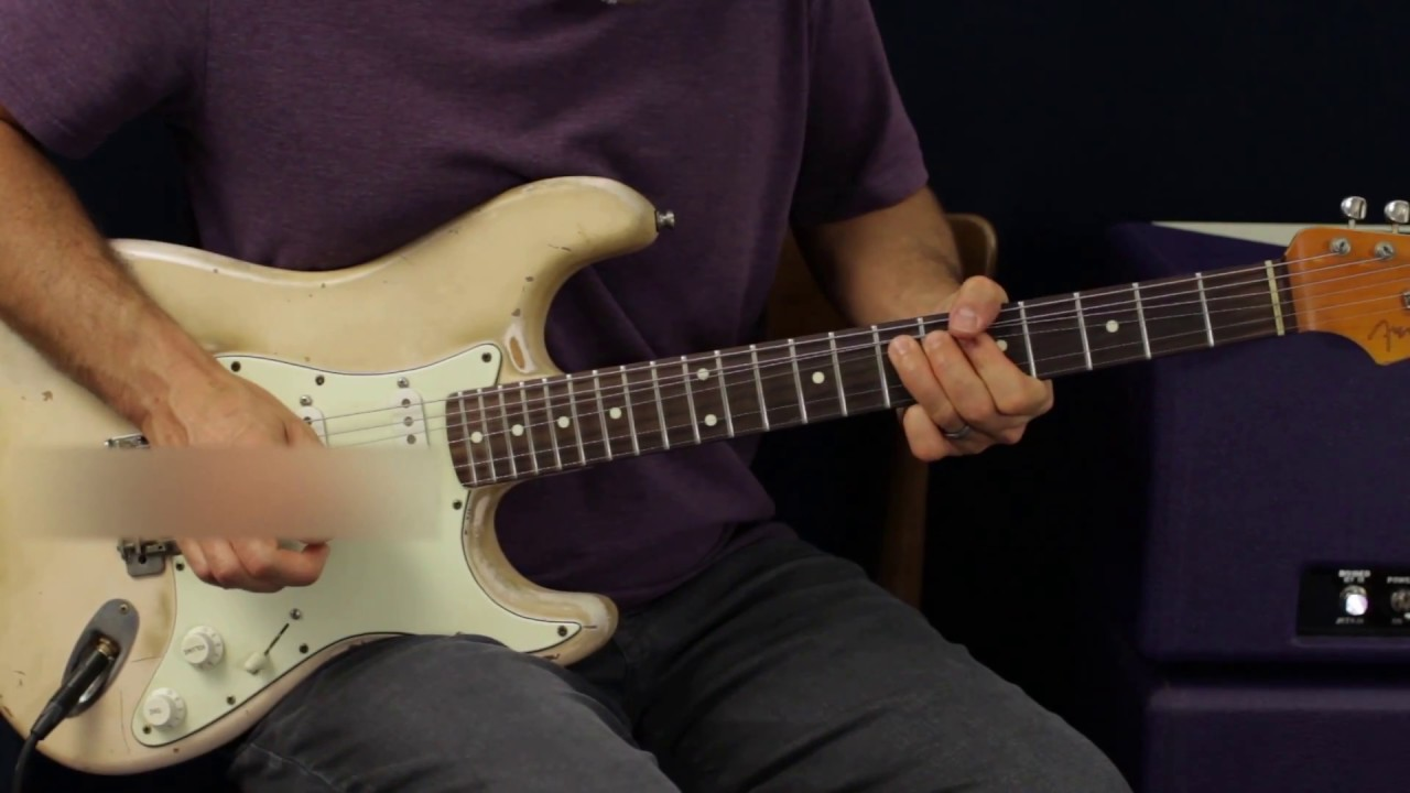 5 Basic Licks Using The Pentatonic Scale – Guitar Lesson