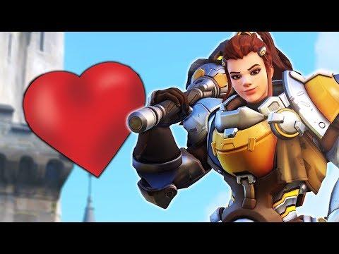 I LOVE Brigitte! [Overwatch]