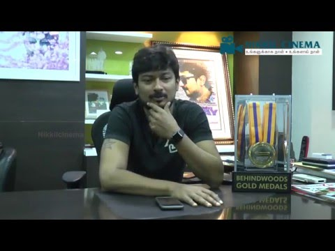 Udhayanidhi Stalin Interview About Manithan Movie